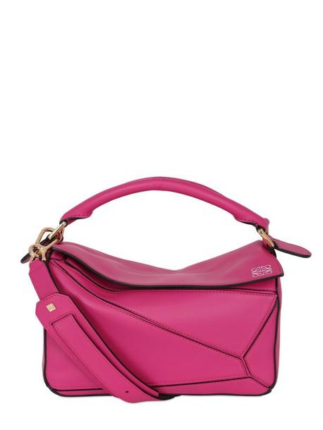 LOEWE bag leather bag leather