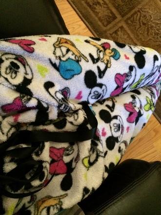 pajamas mickey mouse pants