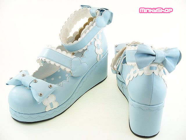 Secret Shop Love Decoration Shoes - MinkyShop