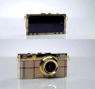 i phone case camera burberry i phone cover technology