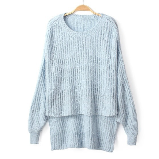 The must pastel sweater