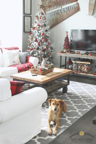 home accessory home decor holiday home decor home furniture decoration living room christmas tumblr rug table christmas home decor