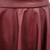 Red Elastic Waist Pleated Leather Skirt - Sheinside.com