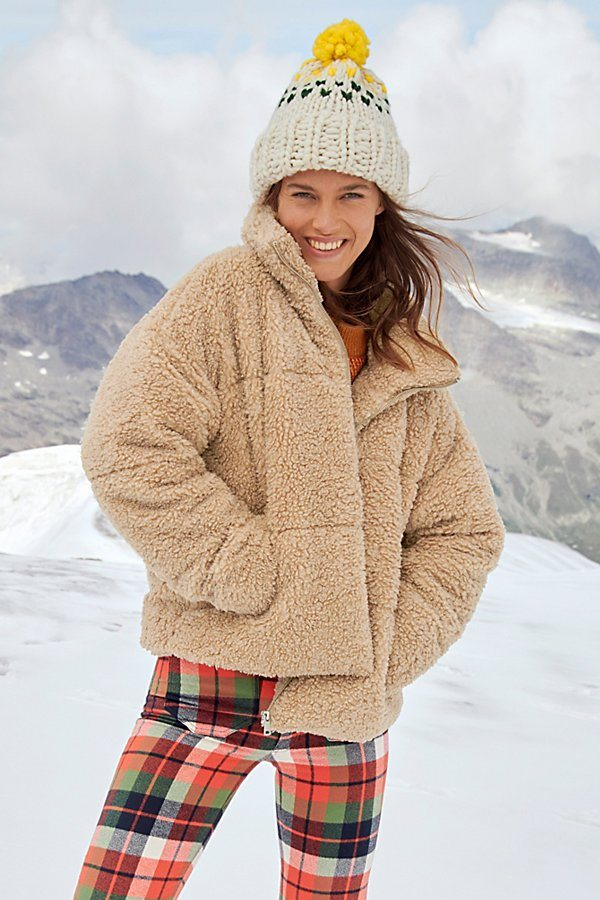 Teddy Puffer Coat by Free People