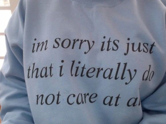 tumblr sweater jumper vans, floral, indie, hippie, hipster, grunge, shoes, girly, tomboy, skater shirt sweatshirt purple don't care lol cute funny top crewneck blue pale text warm winter i dont care jacket white