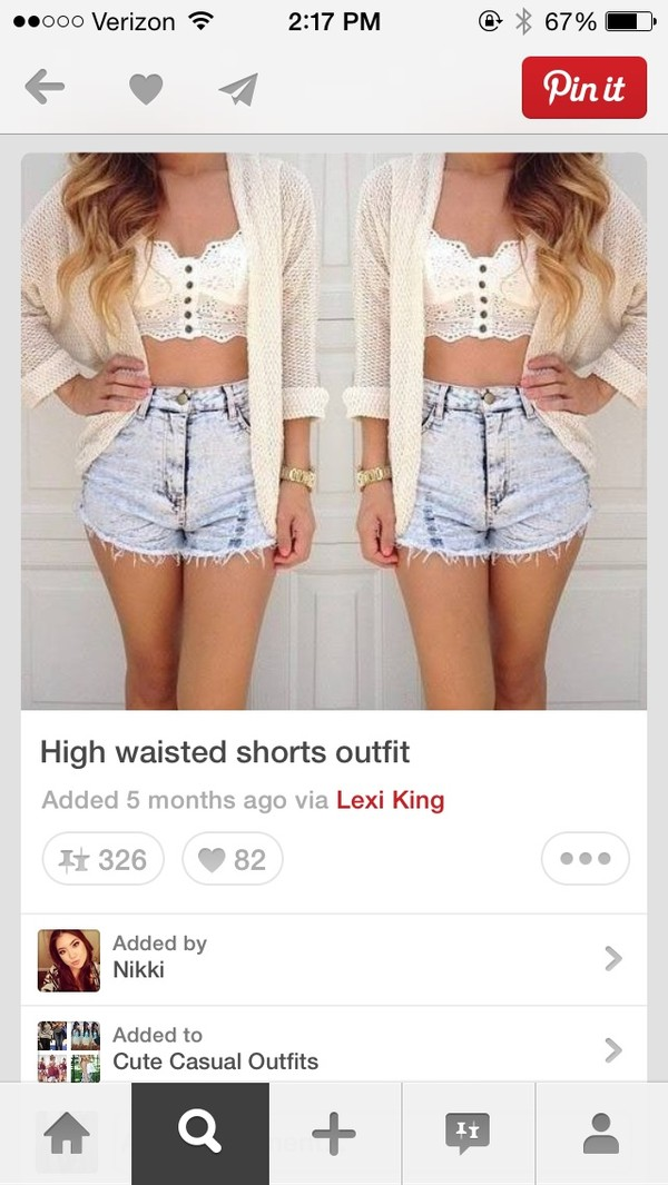 shorts cut off shorts denim shorts High waisted shorts blouse cut offs