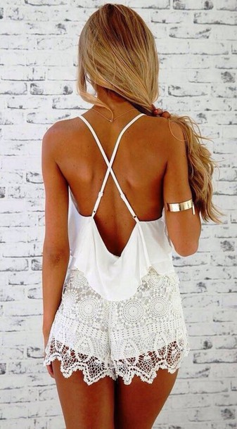 jumpsuit crochet summer outfits date outfit