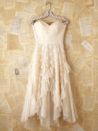dress white dress lace dress white lace dress bustier dress bustier