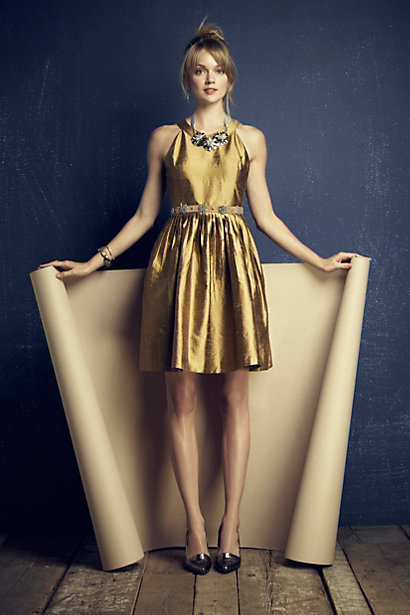 Robe Lille - anthropologie.com