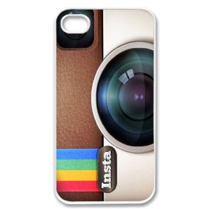 Amazon.com: Apple iPhone 5 Instagram Camera Design SLIM WHITE Sides Case Cover Skin Mobile Phone Accessory Faceplate Retro Vintage Comes in Case Cartel Packaging: Cell Phones & Accessories