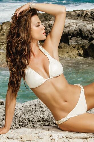 swimwear bikini white paradizia swim paradizia bikiniluxe