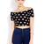 Throwback Blooms Crop Top | FOREVER21 - 2000066026