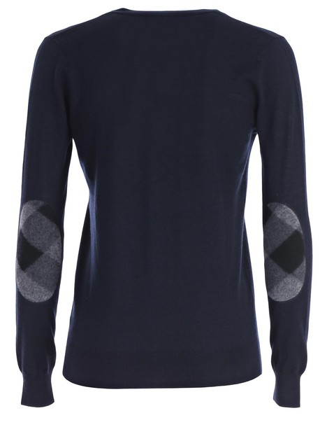 Burberry sweater navy