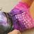 Barbie Vintage Dyed Studded Shorts | RUNWAYDREAMZ