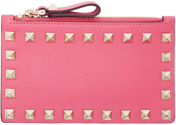 Valentino pouch pink bag