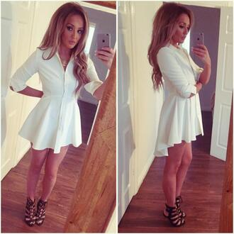 dress shirt dress charlotte crosby charlotte geordie shore