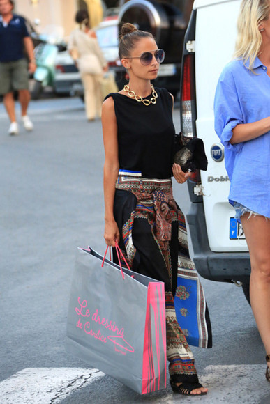 sunglasses nicole richie shades aviators