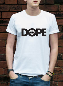 Dope Diamond T Shirt Hip Hop Rap Swag Lil Wayne Supply Girl Men All Colour L0178 | eBay