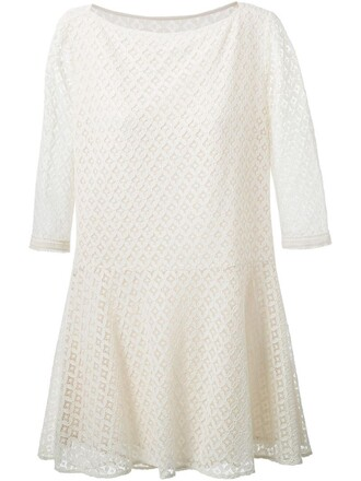 dress lace dress lace white