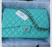 bag,aqua blue,chanel,handbag,purse