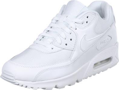 nike air max 90 le schoenen zwart