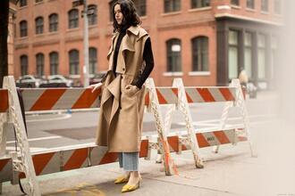 garance dore blogger coat