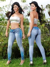 jeans,skinny jeans,blue jeans,sexy jeans,colombian jeans,butt lifting jeans,yallure,yallure.com