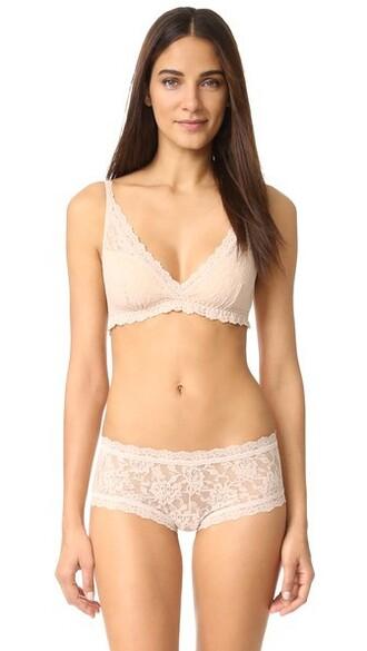 bralette lace underwear