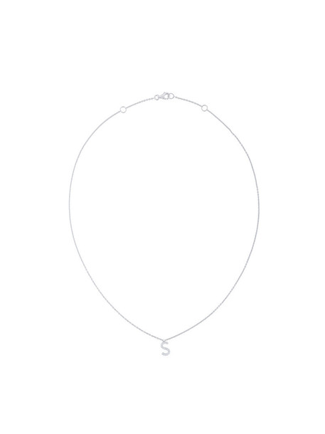Alinka women necklace diamond necklace gold white grey metallic jewels