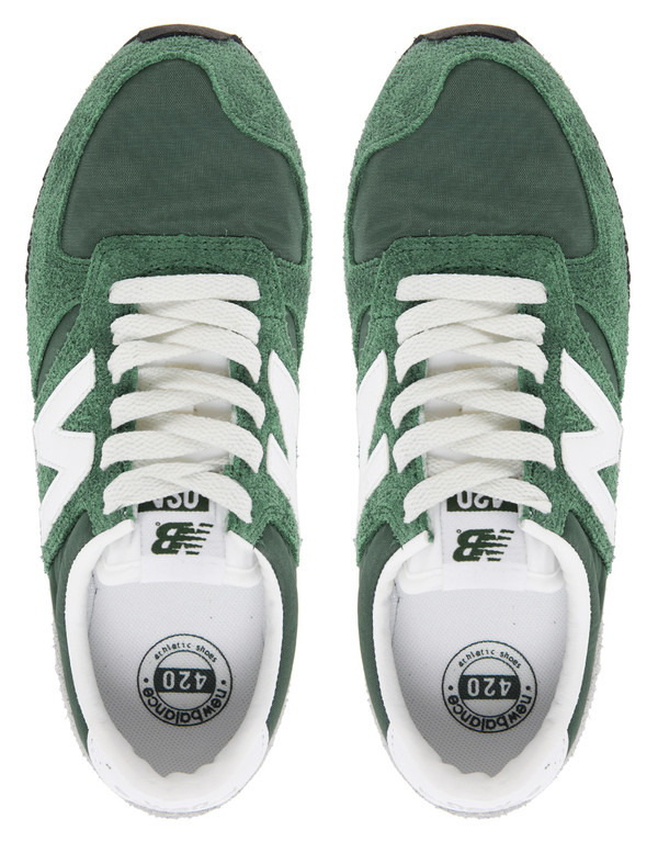 new balance 420 mens Green