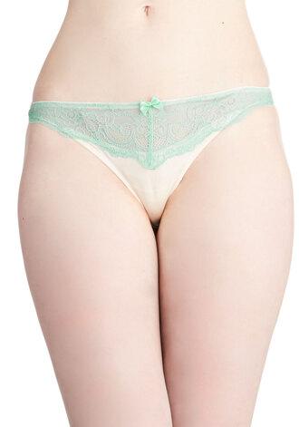 underwear green nude pastel lingerie thong