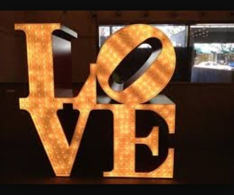 home accessory lighting love hipster romantic