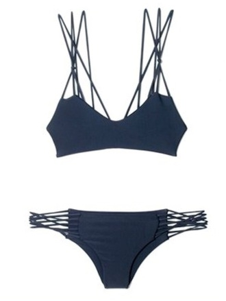 swimwear bikini strappy bikini