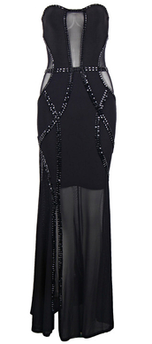 dress,dream it wear it,clothes,black,black dress,bodycon,bodycon dress,embellished,studded,studded dress,maxi,maxi dress,long dress,evening dress,long evening dress,prom,prom dress,long prom dress,formal,formal dress,formal event outfit,mesh,mesh dress,slit,slit dress,strapless,strapless dress,party dress,sexy party dresses,sexy,sexy dress,party outfits,sexy outfit,summer dress,summer outfits,spring dress,spring outfits,fall dress,classy dress,elegant dress,cocktail dress,holiday dress,holiday season,christmas dress,cute dress,girly dress,date outfit,birthday dress,graduation dress,homecoming,homecoming dress,black prom dress,wedding clothes,wedding guest,dope,red carpet dress