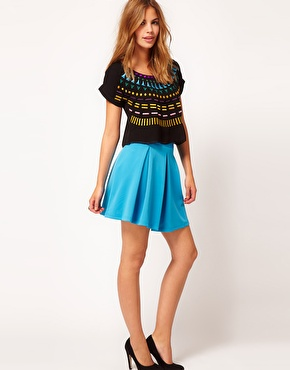 Rare | Rare Skater Skirt at ASOS