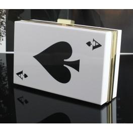 Ace of Spade Clutch