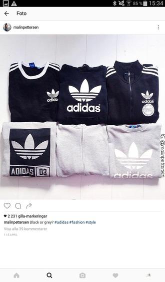 sweater adidas adidas originals originals black adidas sweater grey black black adidas grey adidas adidas sweater tumblr