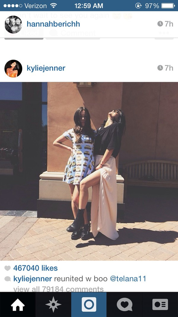 dress kylie jenner