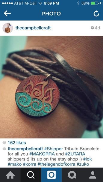 jewels bracelets water fire avatar the last airbender