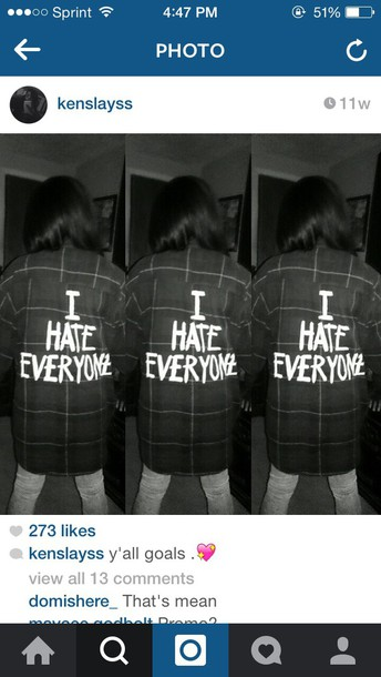 jacket instagram