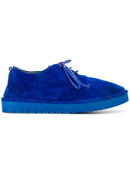 Marsèll women shoes leather blue