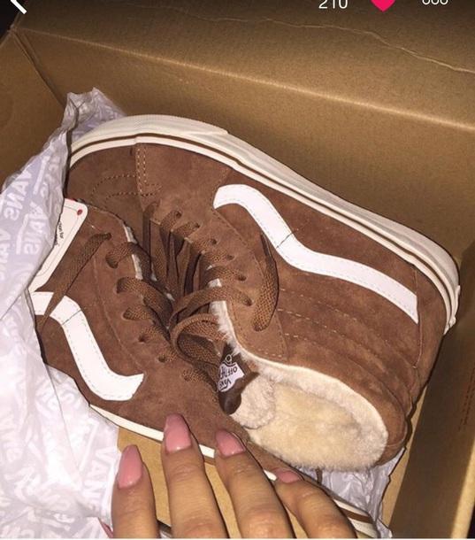 furry vans shoes \u003e Clearance shop
