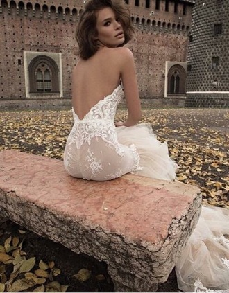 dress lace dress wedding dress mermaid prom dress mermaid wedding dresses