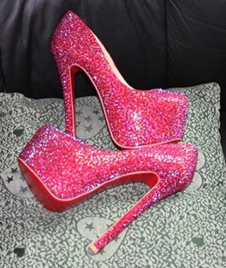 rhinestone rhinestone pumps rhinestone heels platform pumps shoes