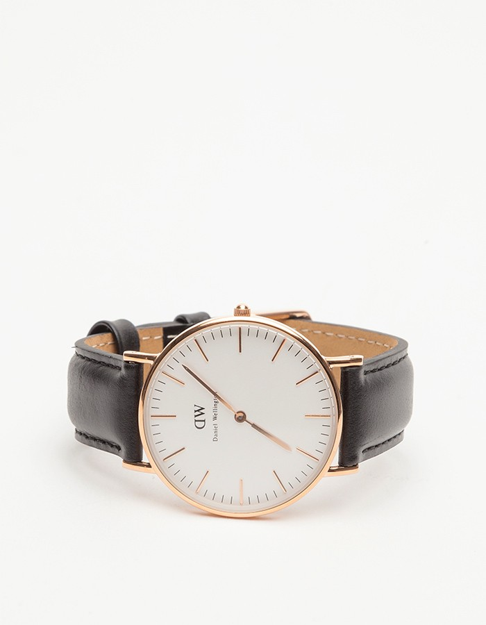 Daniel Wellington / Classic Sheffield Lady In Rosegold