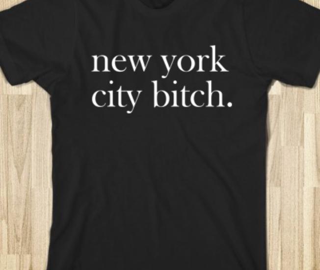 NYC B*tch Tee