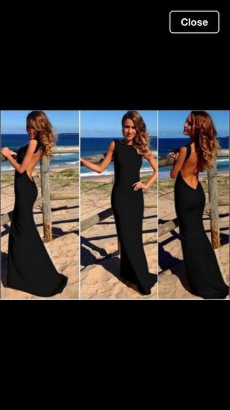 dress black dress formal dress prom dress classy
