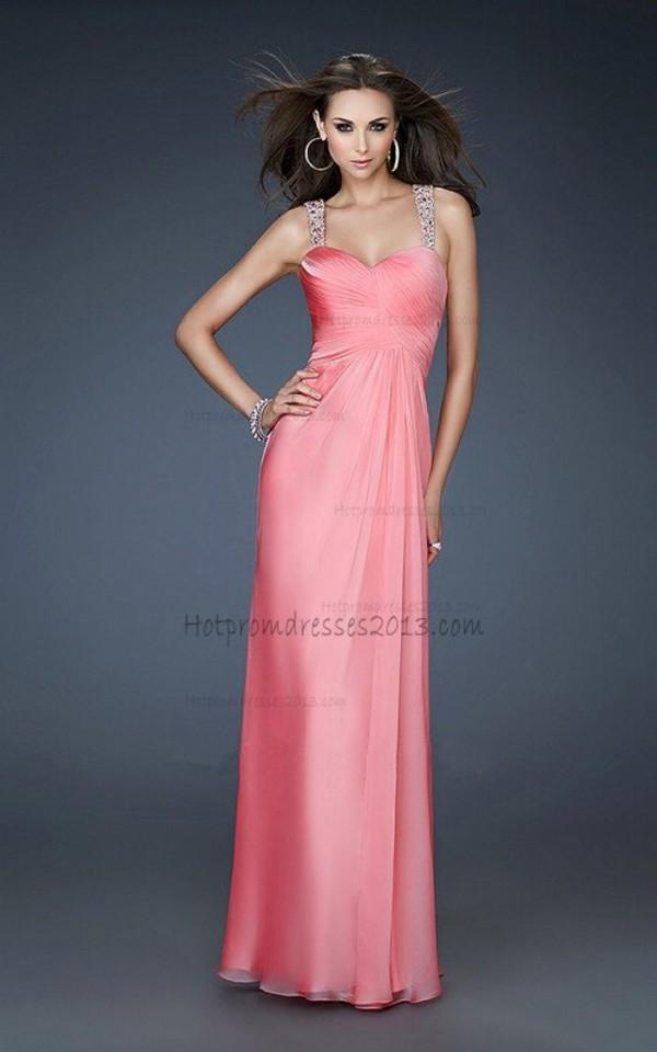 dress long prom dress