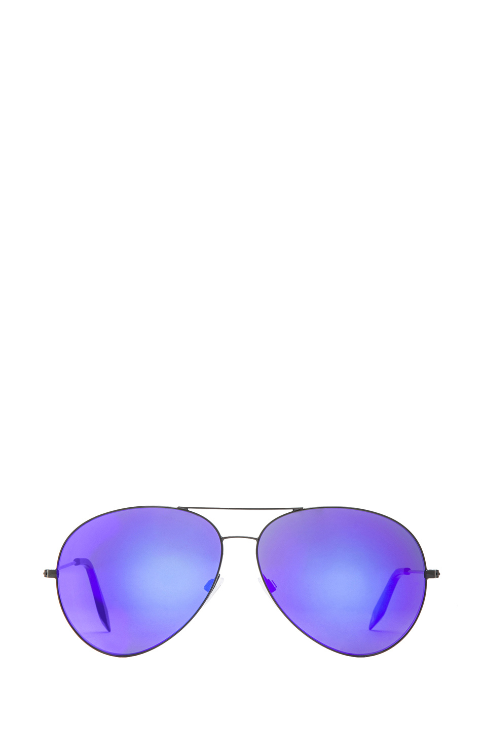Victoria Beckham | Classic Aviator Sunglasses in Midnight Eclipse