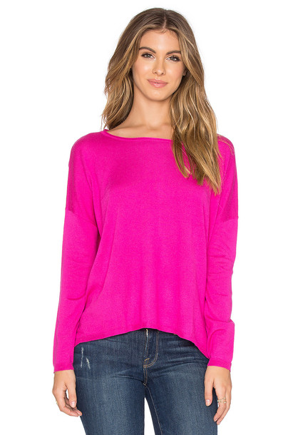 Splendid sweater pink